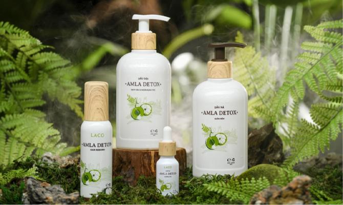Lễ ra mắt bộ sản phẩm chăm sóc tóc chuyên sâu Amla Detox